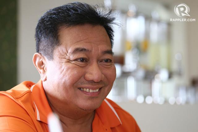 NEXT SPEAKER? The PDP-Laban-endorsed Davao del Norte First District Representative Pantaleon 'Bebot' Alvarez was implicated in a plunder case involving NAIA 3 deals. File photo by Manman Dejeto/Rappler