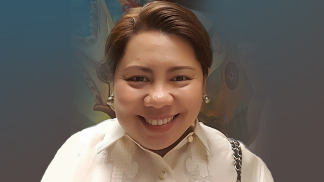 NEXT SAP? Lawyer Charmalou Aldevera is being considered to take over the role of Special Assistant to the President Bong Go, if he decides to run for senator. Image uses photo from Mary Joselle Dilig Villafuerte Facebook account