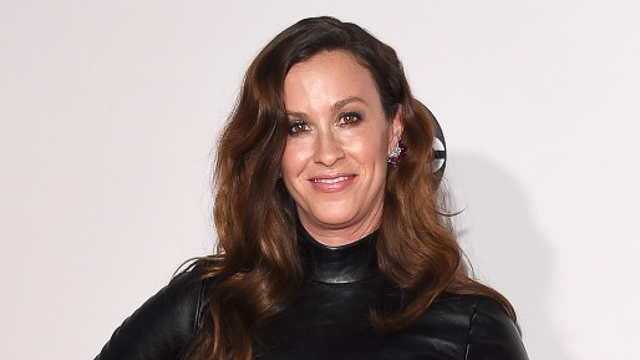 ALANIS MORISSETTE. The singer's former manager admits to stealing $5 million from her. Photo by Jason Merritt/Getty Images/AFP
