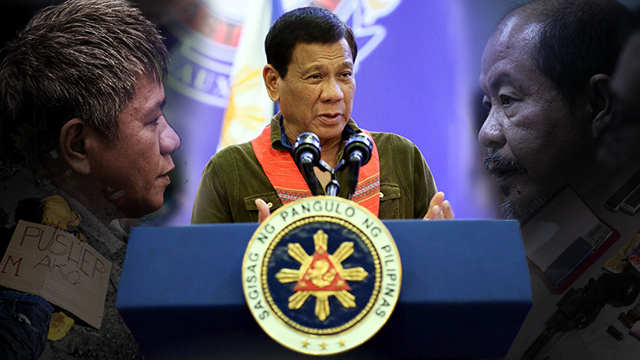 MASTERMIND. In the past year alone, two witnesses came forward accusing President Rodrigo Duterte of being behind the Davao Death Squad.