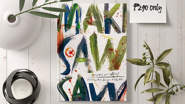 MAKISAWSAW. The book is an essay collection on recipes and ideas about social issues surrounding food. Photo courtesy of Gantala Press