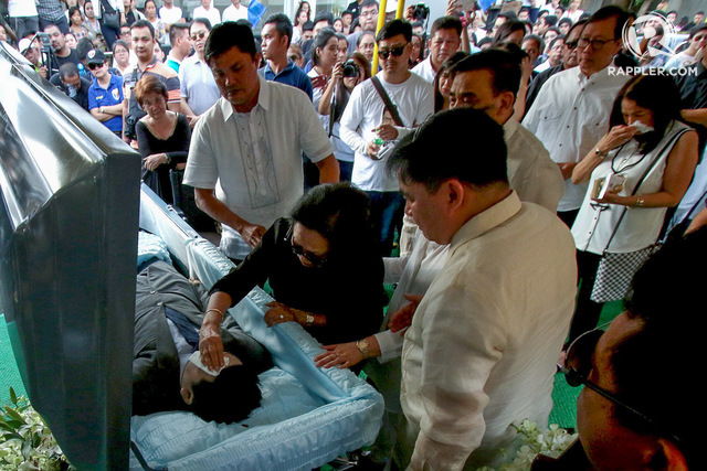 A LIFE LOST. Horacio 'Atio' Castillo III died after being beaten for 4 hours during fraternity hazing. Rappler file photo