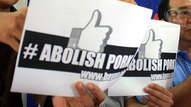 ANTI-PORK MOVEMENT. Filipinos nationwide held anti-pork barrel protests in different provinces and cities in solidarity with the Million People March Against Pork Barrel on August 26, 2013. Rappler file photo