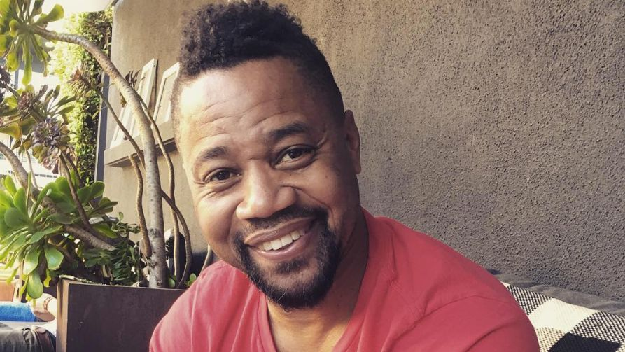 CHARGED. A woman accused Cuba Gooding Jr of groping her in a Manhattan bar over the weekend. Photo from Cuba Gooding Jr's Instagram account