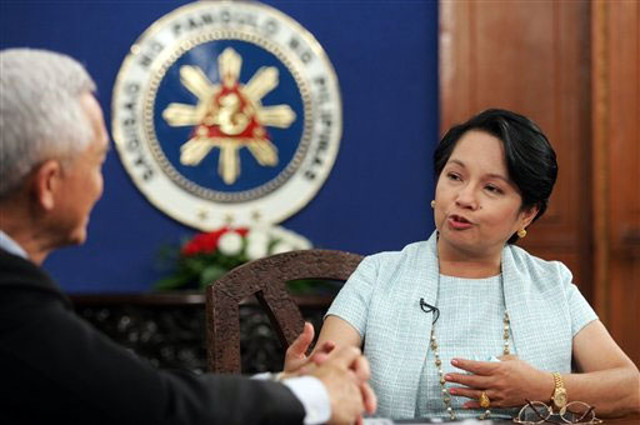 GMA. File photo of President Gloria Macapagal-Arroyo from US Department of State website