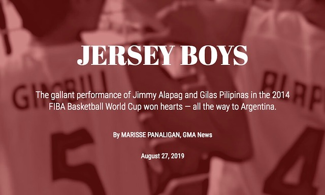 Screenshot from GMA News Online