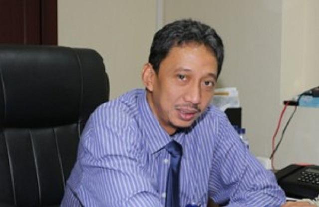ISIS. Direktur PTSP Kota Batam, Dwi Djoko, diberitakan bergabung dengan ISIS. Foto dari batamkota.go.id