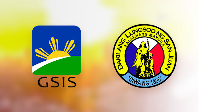 LOAN FOR GOVERNMENT WORKERS. San Juan City government workers may now apply for the GSIS Financial Assistance Loan program through the GSIS booth at the San Juan City Hall.