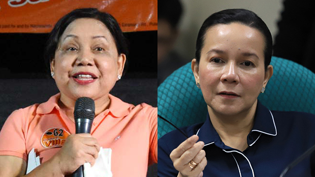 FIRST SALVO. Reelectionists Cynthia Villar and Grace Poe top the senatorial race in the first transmission of the partial and unofficial results for the 2019 elections.