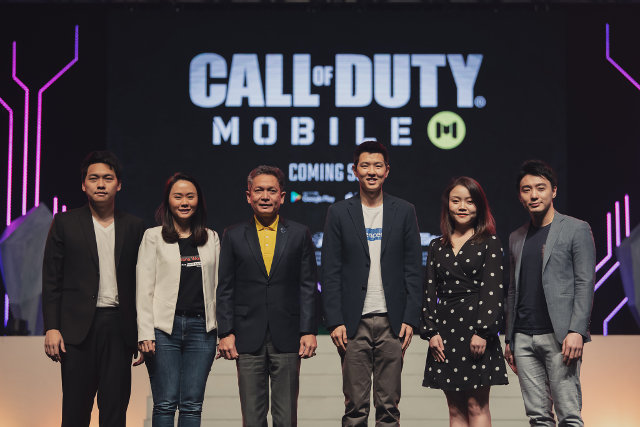 CALL OF DUTY. Call of Duty is coming to smartphones in Southeast Asia and Taiwan! Image from Garena press release