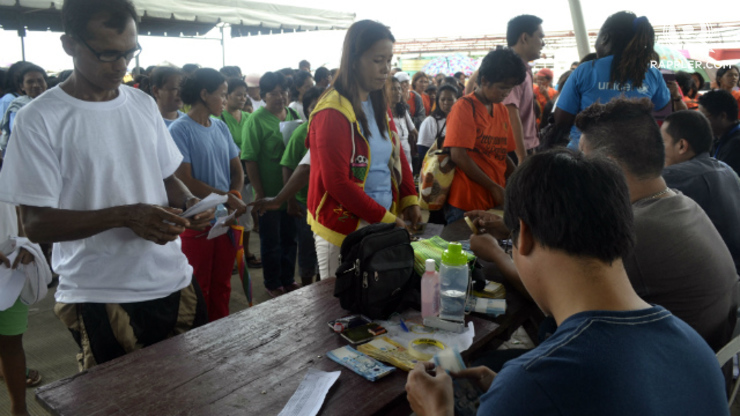 CCT. Indigent families receive benefits from the government's Conditional Cash Transfer (CCT) Program. File photo by Jodesz Gavilan/Rappler