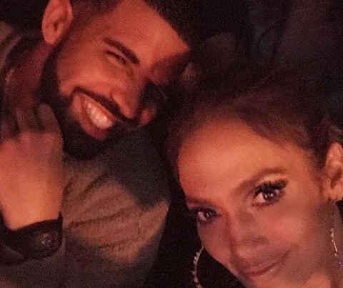 Foto dari akun Instagram Drake.