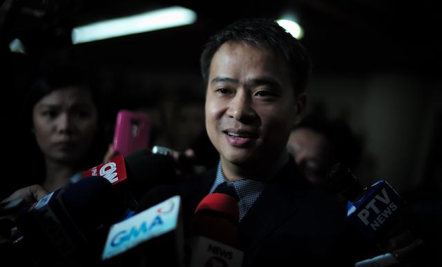 File photo by Jospeh Vidal/Senate PRIB