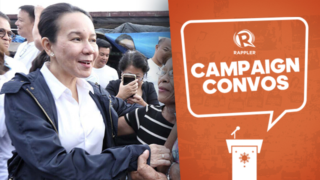 STILL NUMBER ONE? Observers are waiting to see if Grace Poe will place number one in the 2019 senatorial elections
