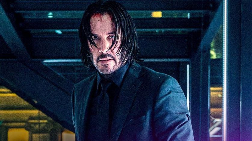 DEBUT. 'John Wick 3' opens strongly on its opening weekend with $57 million. Photo from John Wick's Instagram account