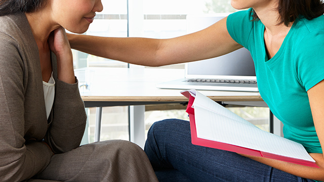 THERAPY. A new law regulations the practice of occupational therapy. Image from Shutterstock