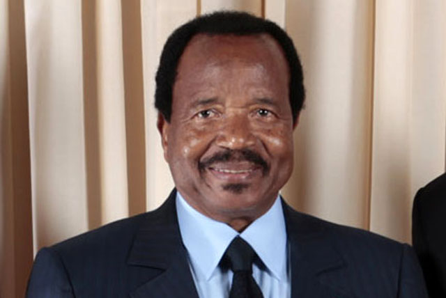 SEVENTH TERM. Paul Biya who has ruled Cameroon with an iron fist since 1982, wins a landslide victory in a controversial presidential election in 2018. White House file photo by Lawrence Jackson