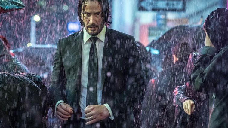 4TH FILM. 'John Wick' is set for another sequel on May 2021. Photo from John Wick's Instagram account