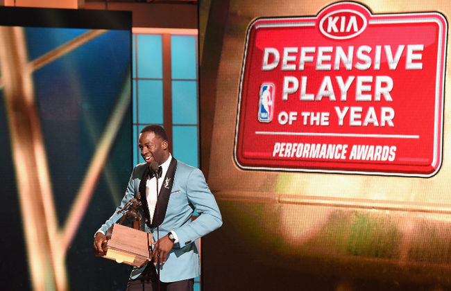 NBA AWARDS. As the age-old adage goes, u201cIf it ainu2019t broke, donu2019t fix it,u201d and thatu2019s what the NBA completely ignored. Photo by Michael Loccisano/Getty Images for TNT