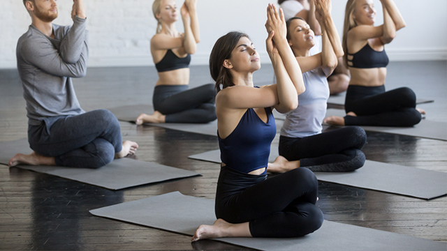 YOGA. The spiritual practice originating from India emerged as a way of 'transcending suffering.' Photo from Shutterstock