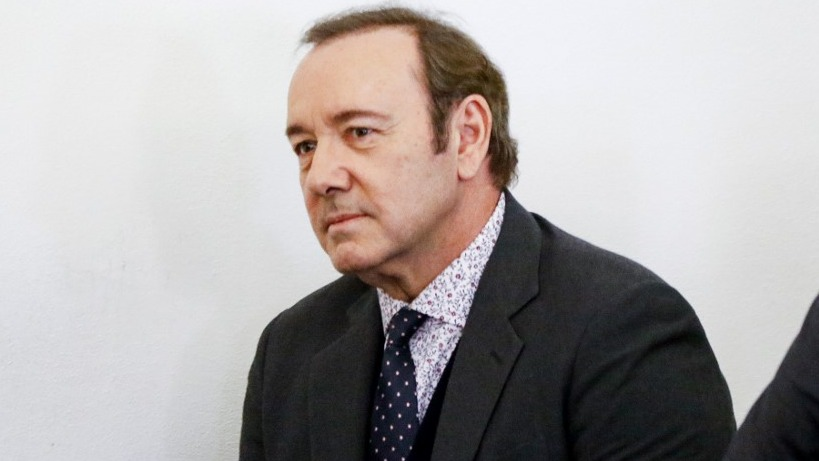 DROPPED. The man accusing Kevin Spacey of sexual assault has let go of his civil suit against the actor. Photo by Nicole Harnishfeger-Pool/Getty Images North America/AFP