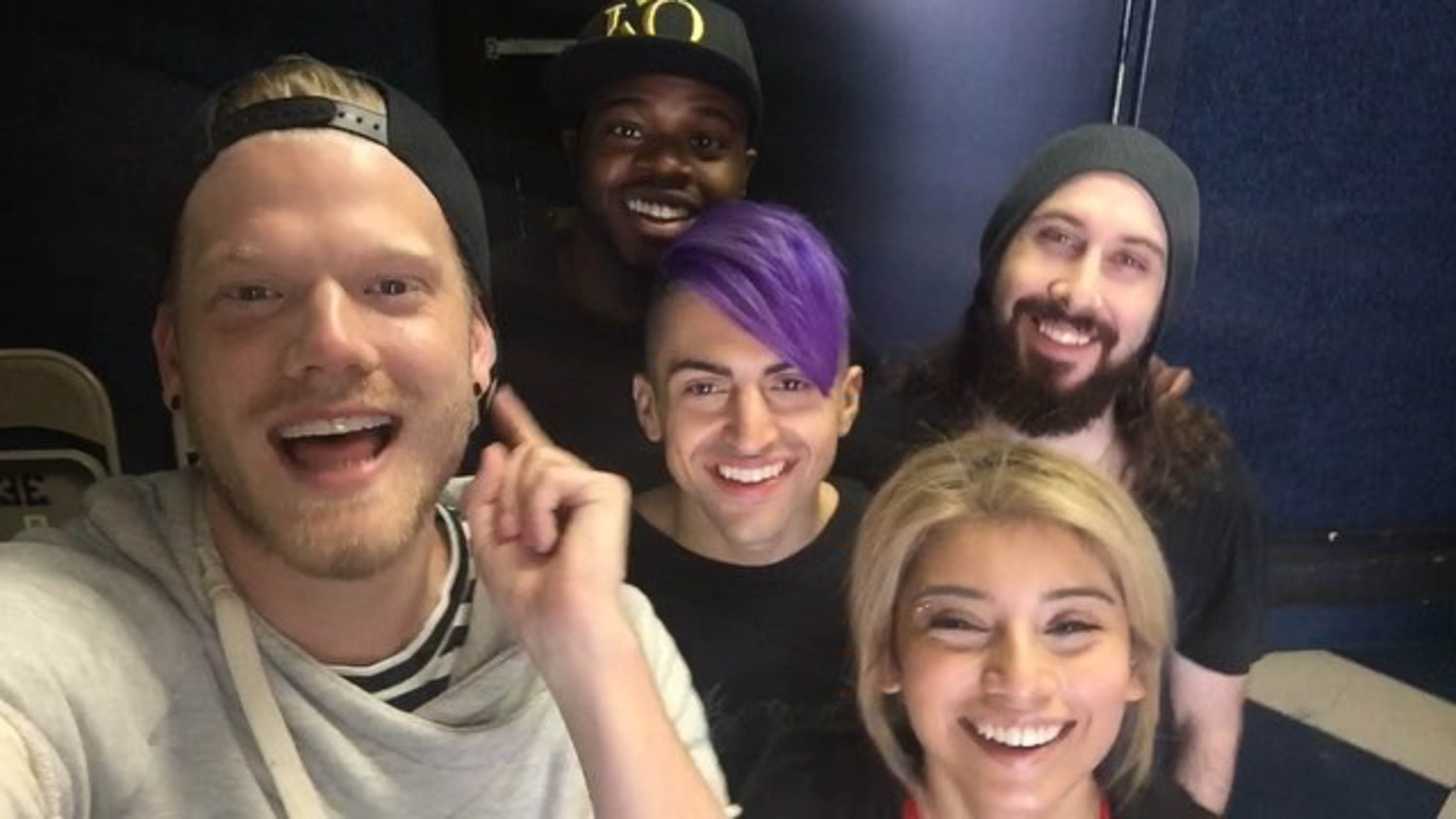 PENTATONIX. The famous a cappella group is heading to Manila in September. Photo by Mike Nelson/EPA