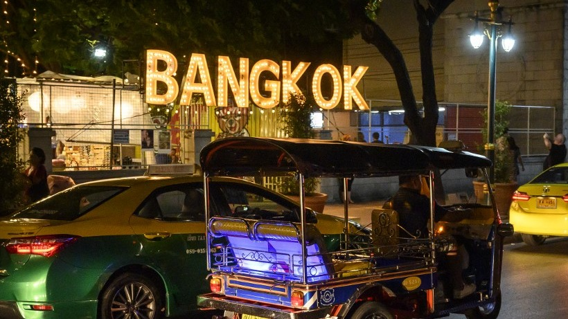 NUMBER ONE. Bangkok, Thailand reigns as the most-visited city for 2018, according to an annual Mastercard report. Photo by Iaden Antonov/AFP