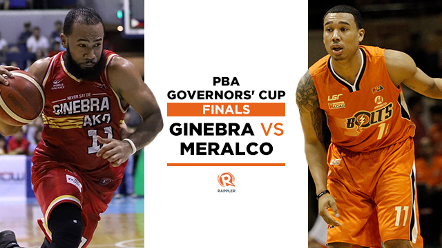 Highlights Ginebra Vs Meralco Pba Governors Cup Finals 2019 2020 Game 4