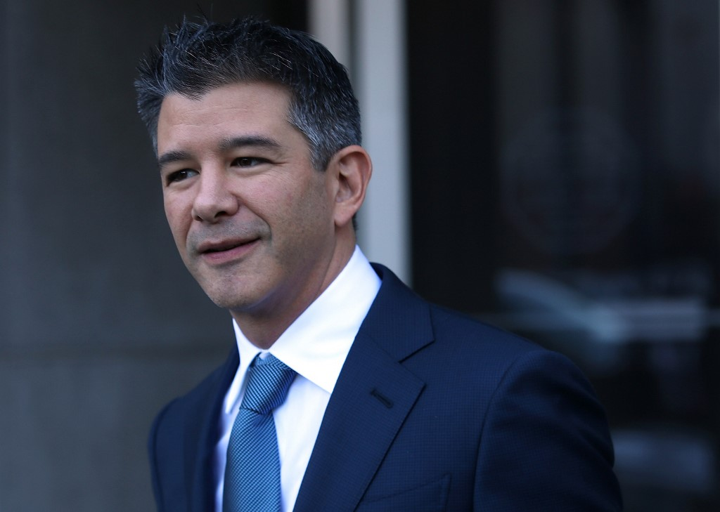 TRAVIS KALANICK. About a decade after co-founding Uber, Travis Kalanick on December 24, 2019, severed his last ties with the ride-hailing giant, announcing he would exit the board of directors at the end of 2019. File photo by Justin Sullivan/AFP