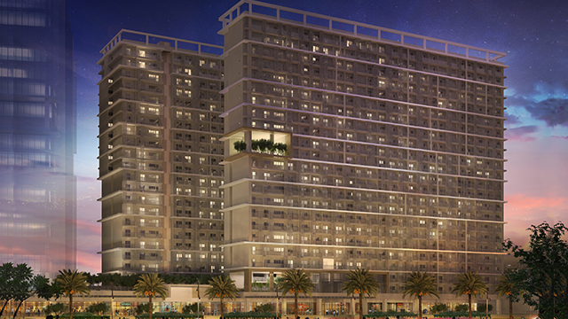 Designed for dreamers and go-getters, property developer Megaworld's latest residential offering is the 23-storey Park McKinley West