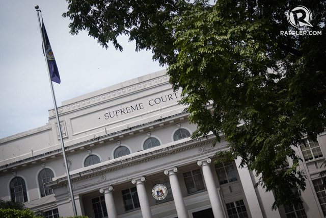IMPENDING DEADLINE. The Supreme Court notes the urgent need to issue a temporary restraining order since the government set a February 26, 2017 deadline for major power consumers to follow its new regulations. File photo by LeAnne Jazul/Rappler