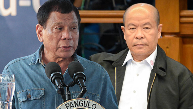 ROLES? In his sworn affidavit, retired policeman Arturo 'Arthur' Lascau00f1as implicates President Rodrigo Duterte in killings attributed to the Davao Death Squad.