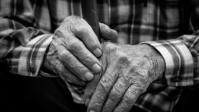SLOWLY AGEING. A recent study has shown that the Philippines is on its way to becoming an ageing society.