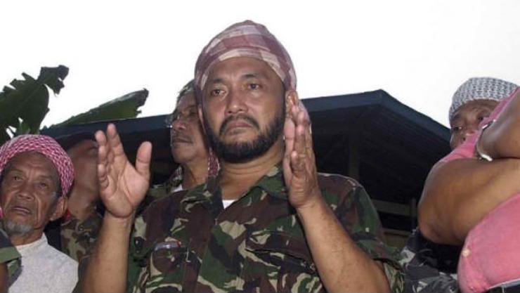 MNLF Commander Habier Malik.