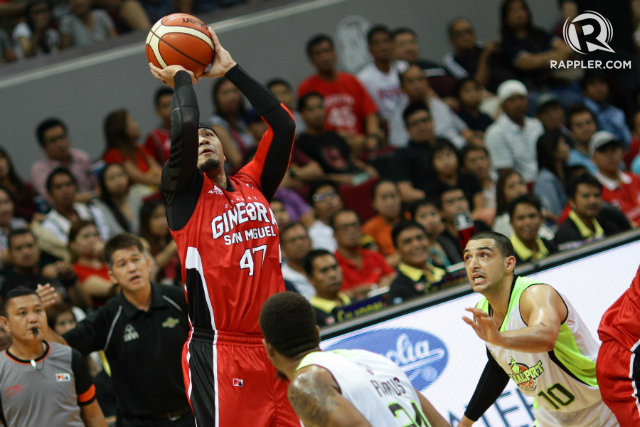 MARK THE SPARK. Caguioa will aim to bring his team to the semis. File photo by Josh Albelda/Rappler