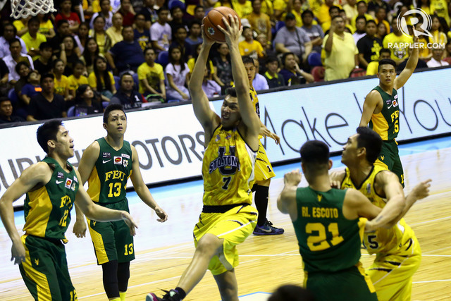 EN FUEGO. Kevin Ferrer was at his absolute best in the third quarter of Game 2. File photo by Josh Albelda/Rappler