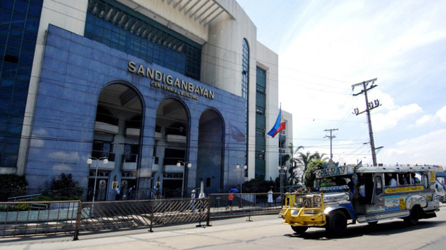 PROCEED. The Sandiganbayan is directed by the Supreme Court to proceed with the regular raffle of the PDAF scam cases. File photo by AFP