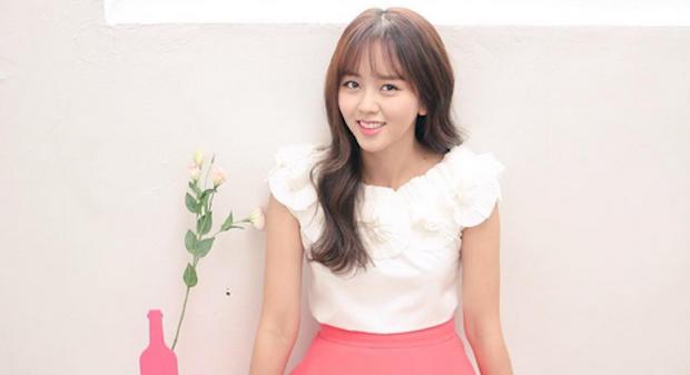Foto dari akun instagram Kim So Hyun.