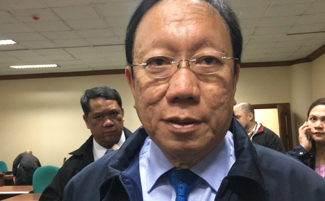 NEXT OMBUDSMAN? Solicitor General Jose Calida refuses to comment on his possible appointment as Ombudsman. Photo by Camille Elemia/Rappler