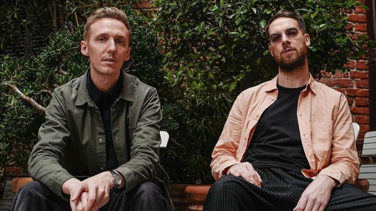 LIVE IN MANILA. Electro-pop bands HONNE and joan return to Manila for joint performances around select Ayala Malls. Photo from HONNE's Instagram account