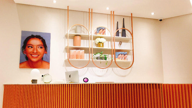 SIMPLE, NOT BASIC. Glow Skin Clinic offers no frills u2013 both in its interiors and services. Photo by Bea Cupin/Rappler