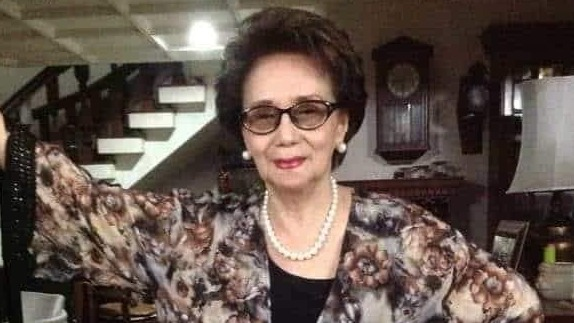 REST IN PEACE. Ramona Telan Pelayo-Ejercito died aged 79 after battling cancer. Photo from Mayor Girlie Ejercito's Facebook page