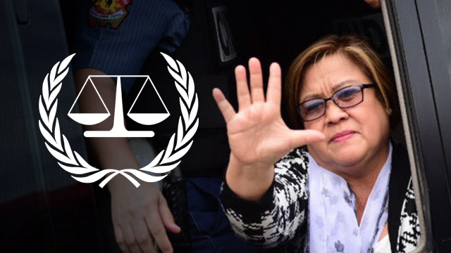 ORAL ARGUMENTS. Detained Senator Leila De Lima wants to personally participate in the Supreme Court oral arguments on the withdrawal from the ICC. Photo of De Lima by Alecs Ongcal/Rappler