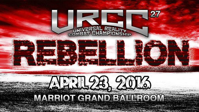 EXCITING. The head of the Universal Reality Combat Championship (URCC) is looking forward to the upcoming title fight on April 23, 2016. Image from URCC's Facebook page