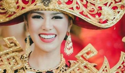 Ariska Putri Pertiwi menjadi perwakilan Indonesia untuk ajang Miss Grand International. Foto dari Instagram/@officialputeriindonesia