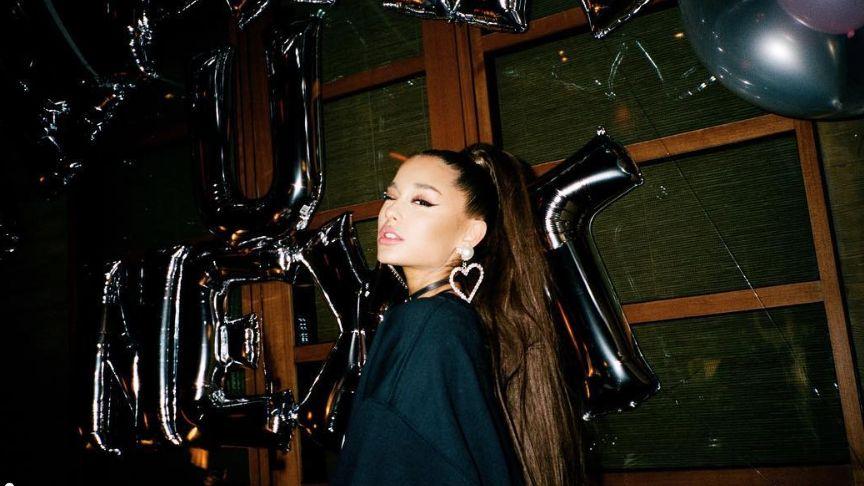 NEW MUSIC. 'Thank, U, Next' is Ariana Grande's fifth studio album. Photo from Ariana Grande's Instagram account