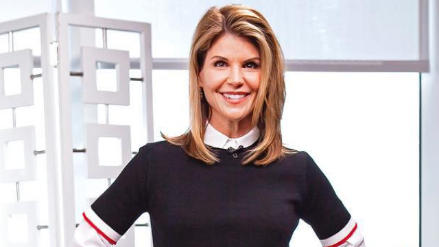 BAIL SET. Actress Lori Loughlin and her husband have been charged for bribery. Photo from Lori Loughlin's Facebook page