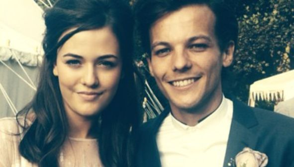 DEAD AT 18. Felicite Tomlinson, Louis' younger sister, passed away due to a heart attack. Photo from Felicite Tomlinson's Instagram account