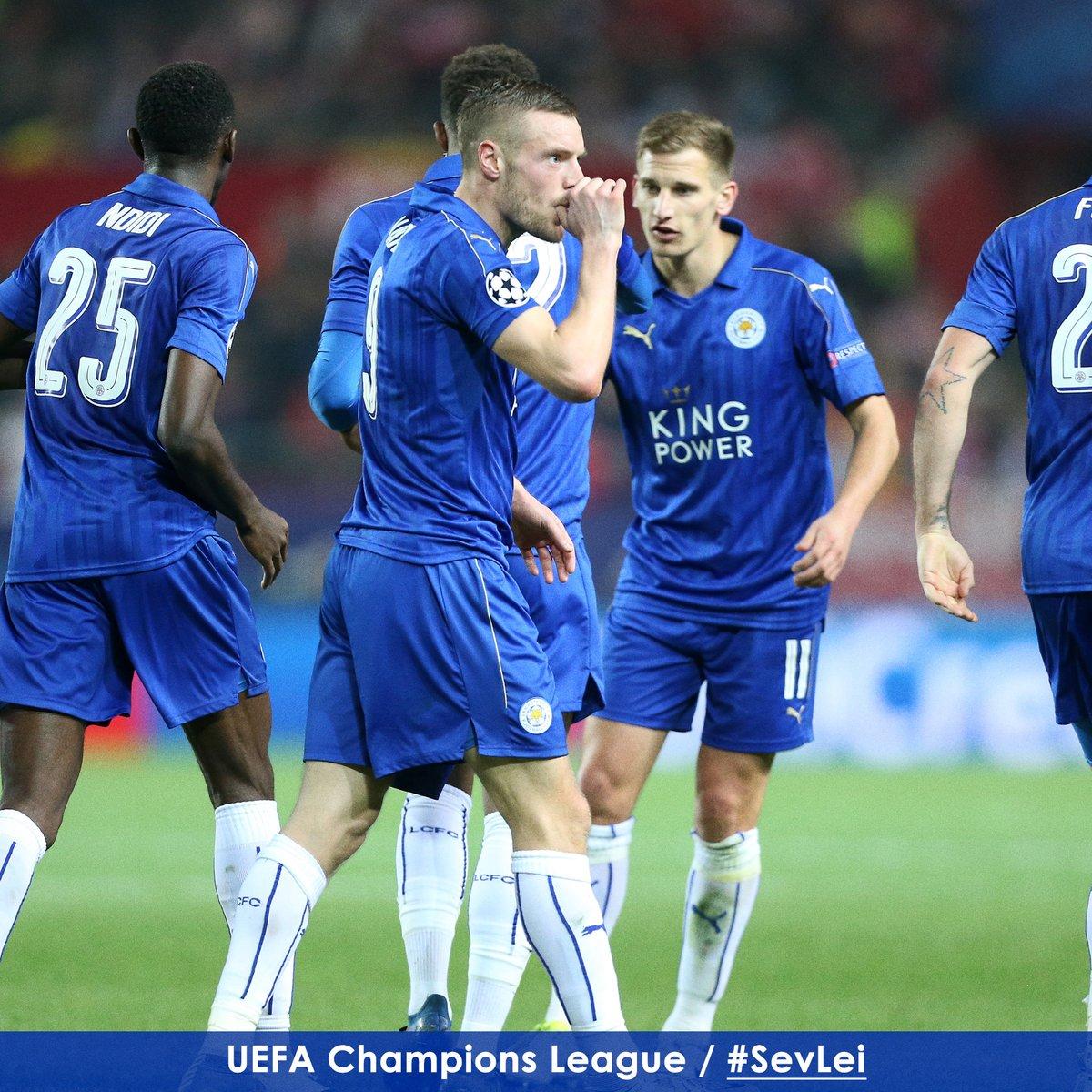 Leicester City Sevilla