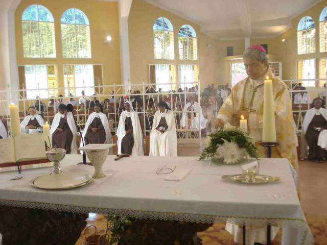 VATICAN ENVOY. Archbishop Adolfo Tito Yllana, the newly appointed apostolic nuncio to Australia, used to serve as the nuncio to the Democratic Republic of Congo. File photo courtesy of www.cenco.cd